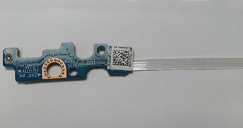 New Power Button Board W/Cable for Dell Inspiron 15'' 3558 5551 5558 5555 5559 CN-094MFG LS-B844P by Nbparts