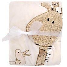 BABIES 'R' US Koala Baby Jumbo Blanket - Giraffe