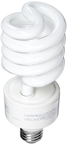 TCP PRO 19032 CFL 3-Way SpringLamp - 40w/75w/150w Equivalent Wattage (14w/19w/32wActual Watts) Soft White Oversized Light Bulb ()