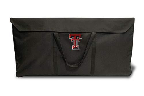 Texas Tech Red Raiders Bag - PROLINE NCAA College Texas Tech Red Raiders 2' x 4' Cornhole Carrying Case (Regulation Size)