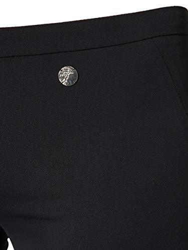 Versace Mujer G34089g601411g1008 Pantalón Negro Collection Poliéster cnqHWzpn