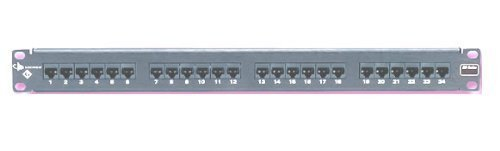 UPC 700416239390, HD6-24: Siemon HD® 6 Category 6 Patch Panel, 24 Port