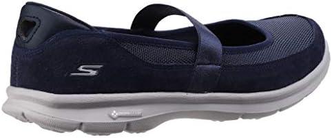 Nuevo Mujer Zapatos Skechers GO WALK 2 RESALITE MARYJANE BBK