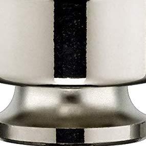 Schaller 14010101 Security Straplocks, Nickel (momo-jtk) by Schaller