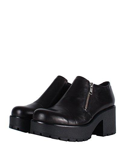 Vagabond - Zapatos de vestir de Piel para mujer negro negro negro