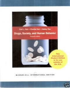 Drugs, Society and Human Behavior