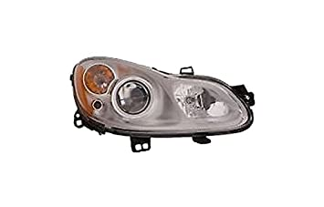 Smart Fortwo 10 12 Headlight Assembly Rh Usa Passenger