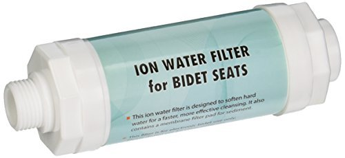Clean Sense Spa-IF-3 Bidet Seat Ion Water Filters, by Clean Sense