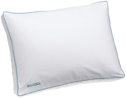Iso-Cool Side Sleeper Polyester Pillow with Outlast Cover (Iso Cool Side Sleeper Pillow compare prices)