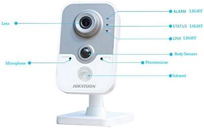 Hikvision Ds 2cd2432 F Iw Full Hd1080p Video 3 Mp Ir Elektronik