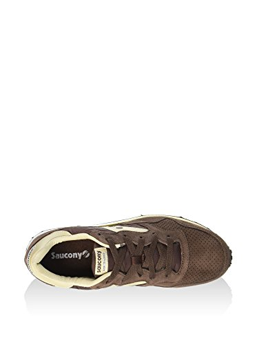 DXN TRAINER SUEDE MARRONE - 42½