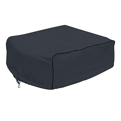 Classic Accessories OverDrive Black AC Cover (For Coleman 1, 2, 3, Mach 3 Plus, Mach 15)