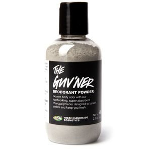 Lush Guv'ner Deodorant Powder Made in Canada, Ships From USA