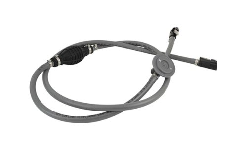 Attwood Johnson/Evinrude Fuel Line Assembly Kit without Fuel Demand Valve, 6-Feet x 3/8-Inch