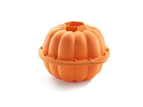 Lekue Pumpkin 3D Mold, Orange by Lekue (Image #1)'