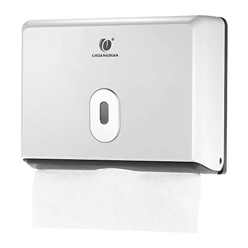 Wall Tissue Dispenser - Anself CHUANGDIAN Wall-Mounted Bathroom Tissue Dispenser