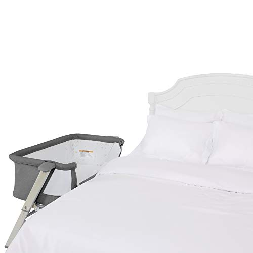 31vbj3biJmL - Dream On Me, Skylar Bassinet & Bedside Sleeper