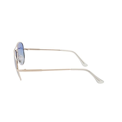 e646504cdecd22 ... Ocean Sunglasses - Banila aviator - lunettes de soleil en Métal -  Monture   Doré -