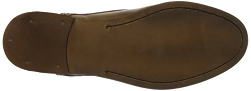 London Tan Donna Eile943fly 002 Antique Marrone Scarpe Brogue Fly Basse Stringate UwOaadx1