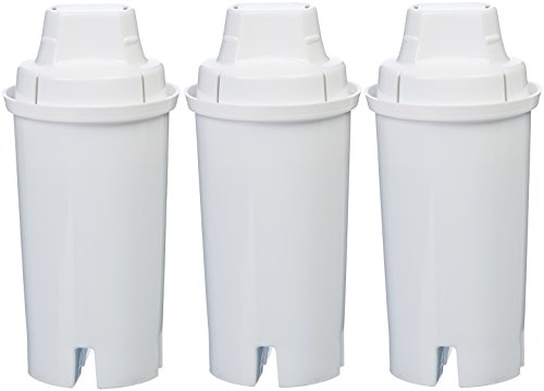 AmazonBasics Replacement Water Filters Pitchers