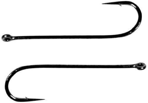 Gamakatsu 37104-25 S11-4L2H Streamer 4xLong Tackle Bronze Size 12