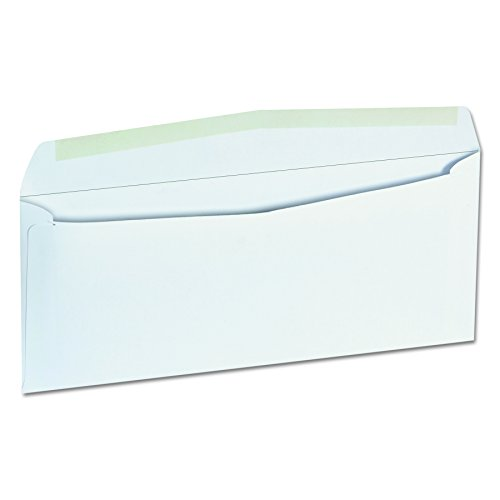 Universal 35209 Business Envelope, #9, 3 7/8 x 8 7/8, White (Box of -