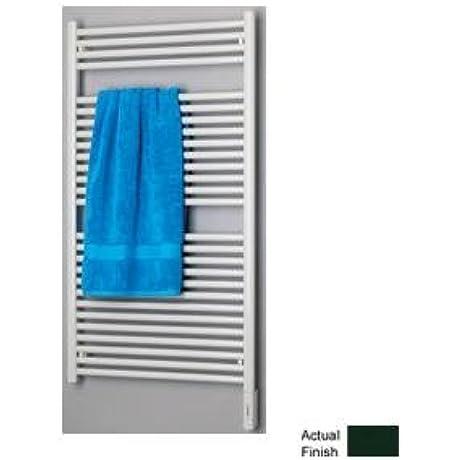 Runtal RTR 2924 6005 Radia Hydronic Towel Radiator 29 In H X 24 In W Moss Green