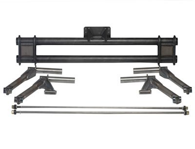 Amazon com: Pacific Customs VW 8 Inch Wider Beam Suspension Kit With