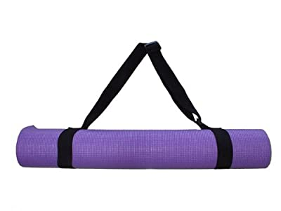 GOGO 32 Inch Yoga Mat Harness Strap, Yoga Mat Carrying Strap (Just Strap, Not Mat) by GOGO