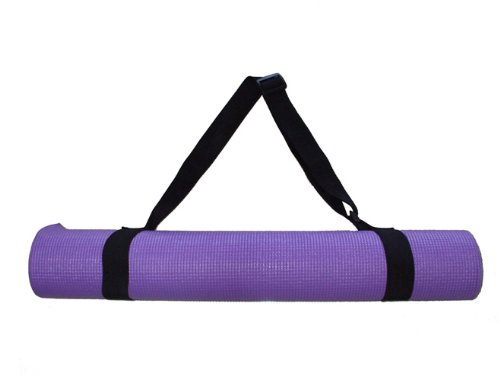 GOGO Yoga Mat Strap, Adjustable Carrying Sling, Mat Carrier Harness (Just Strap, Not Mat)