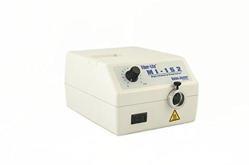 Dolan Jenner Fiber Lite Mi 152 660000461011 115V Fiber Optic Illuminator  Eke 150W Lamp   A  25 Mm Input Diameter  White