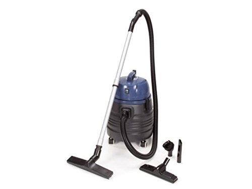 Powr-Flite PF51 Wet Dry Vacuum with Polyethylene Tank and Tool Kit, 5 gal Capacity