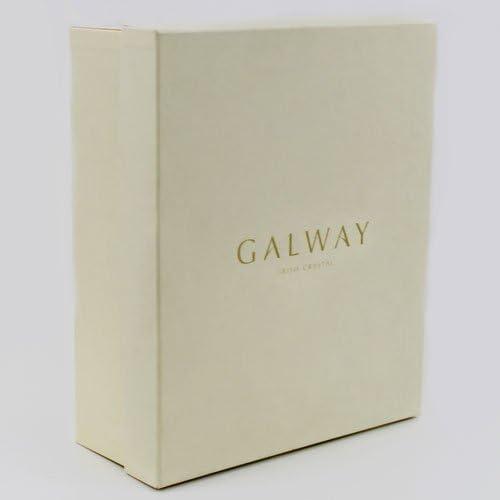 Galway Claddagh Friendship Stemware Pillar Hurricane Lamp