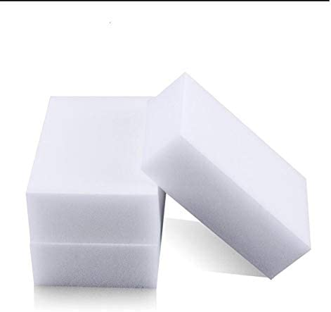10 * 7 * 3センチメートルマジッククリーニングメラミン消しゴム、メラミンスポンジクリーナー、多機能キッチンスポンジ消しゴム、食器洗いスポンジ消しゴム (Color : 10 pieces)