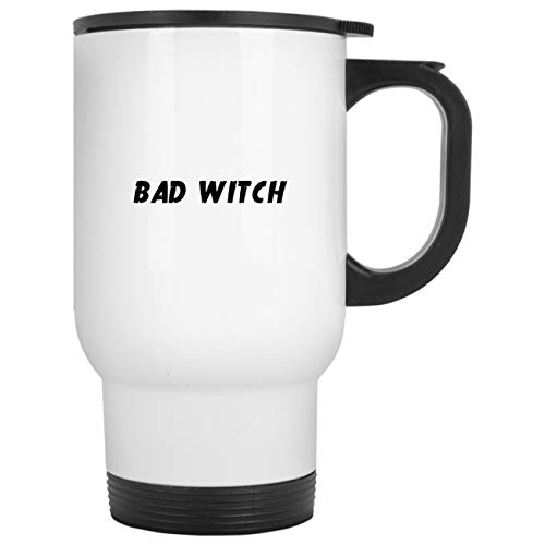 Bad Witch Good Witch Best Friend Halloween Party Duo Couple Funny Gifts Travel Mug -