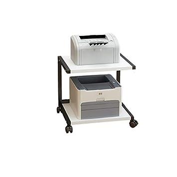Soporte de la máquina de fax de la Impresora de Madera ...