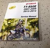 2008 2009 2010 2011 2012 Yamaha TT-R50E Service Shop Repair Manual Factory NEW