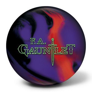 Hammer Gauntlet F.A. Bowling ball 15lb Rare Overseas by Hammer