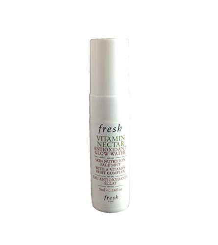 Fresh Vitamin Nectar Antioxidant Glow Water Face Mist  - .16oz Trial Size