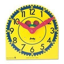 Carson-Dellosa - Judy Clock, Original, Multiple Colors (2 Pack)