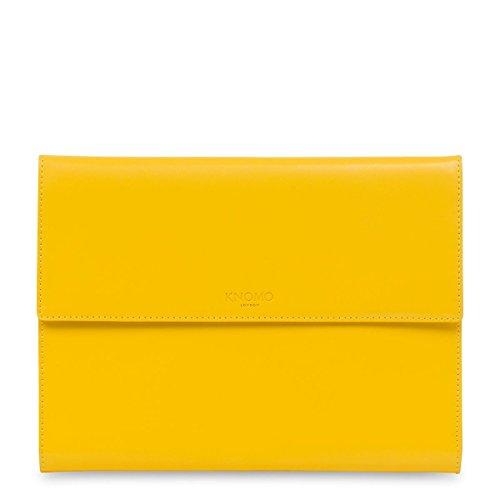 Knomo Luggage Soho Airsoho Tech Portable Organizer, Yellow by Knomo