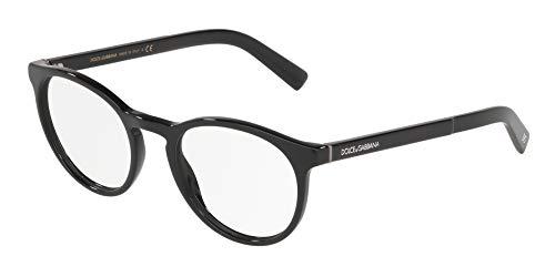 - Dolce Gabbana DG3309 Black/Clear Lens Eyeglasses