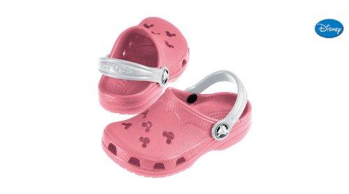 Crocs Cayman Disney Kids - PINK/PEARL 2 by CROC
