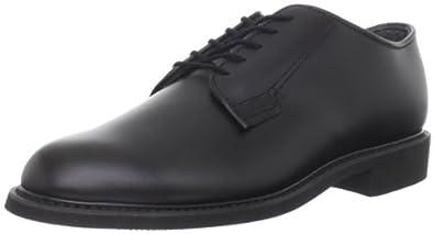Bates Men S Leather Uniform Work Shoe
