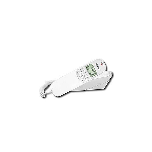 (At&T Corded Phone With Caller Id White)
