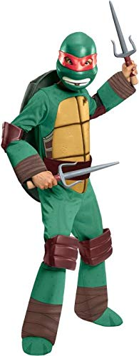 Ninja Costumes For Sale - Teenage Mutant Ninja Turtles Deluxe Raphael