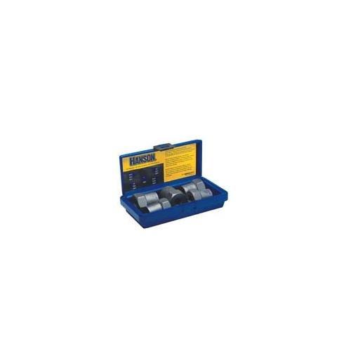 (IRWIN HANSON Lugnut Specialty Extractor Set, 5 Piece, 54125)