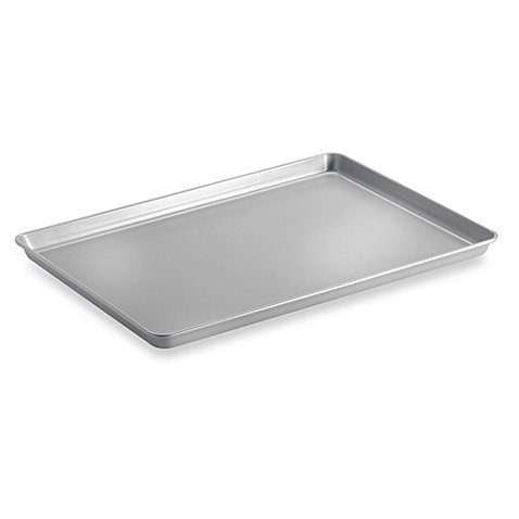 Wilton Bake More Nonstick Oversized 21-Inch x 15-Inch Jelly Roll Pan ()
