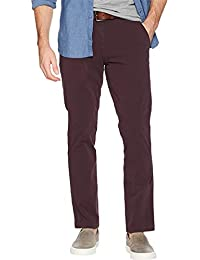 Men's Slim Tapered Fit Downtime Khaki Smart 360 Flex Pants,