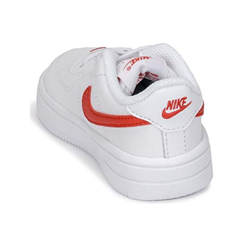 101 B Red Nike 1 '18 td Multicolore Chaussons white Force Mixte university Bas T0Hq0w7PS